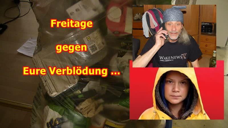 Schrumpfkopf TV / Gretas Jünger und der gelbe Sack ...