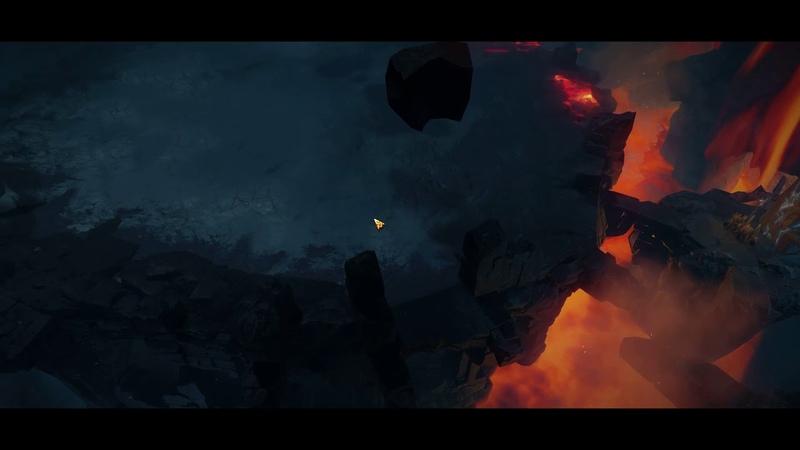 Vikings - Wolves of Midgard. 34 lvl. Вечный колодец - Часть 2 Full HD