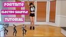 Fortnite Electro Shuffle Tutorial Gabby J David