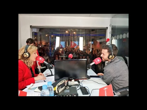 Audio completo de la entrevista a Agoney en Madrid Directo Onda Madrid 6 12 18