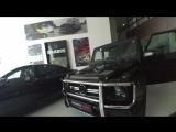 Mercedes-benz G63 Brabus 700 Gelandewagen