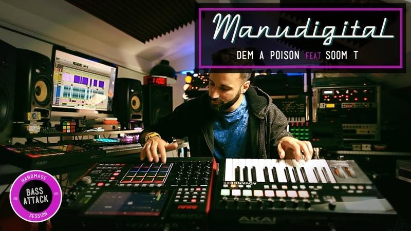 MANUDIGITAL Ft. Soom T - Dem A Poison (Official Video)