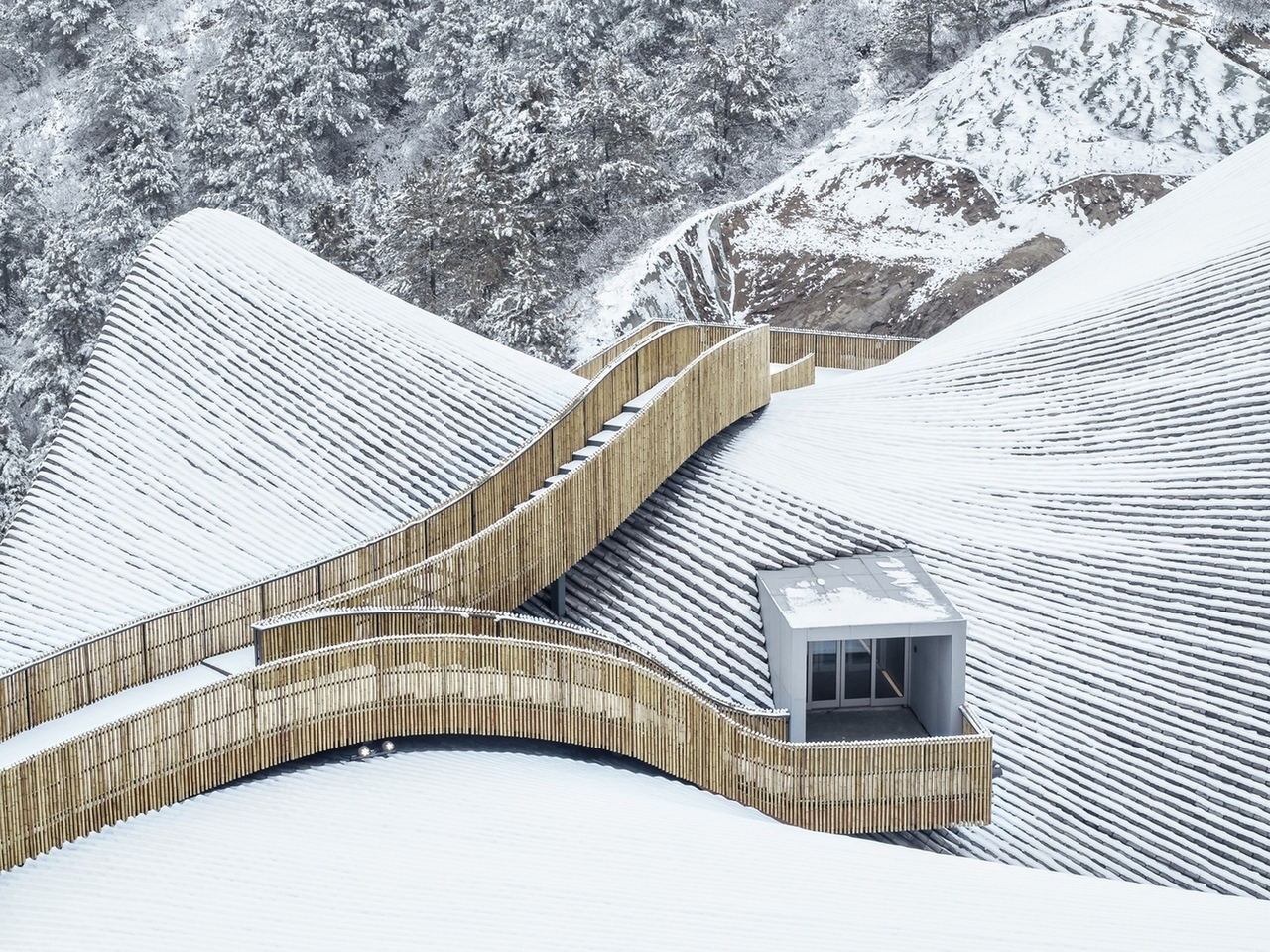 Hilltop Gallery | dEEP Architects