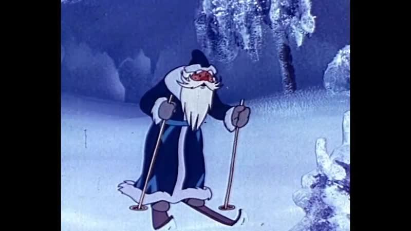 Новогодние мультики сборник Дед мороз и лето Дед мороз и Серый волк Зима в П