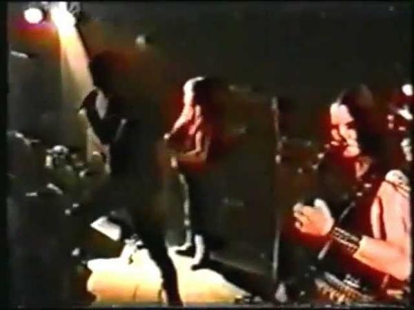 Satyricon Skyggedans 1996 Nemesis Divina Tour Live
