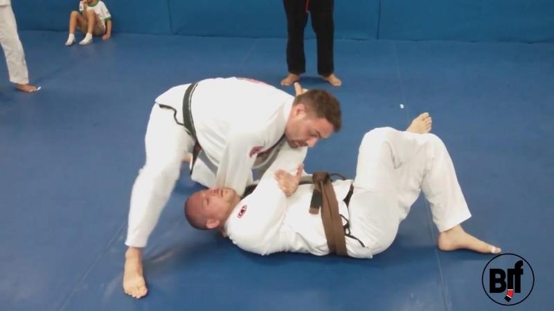 The Elvis Choke - Brazilian Jiu Jitsu