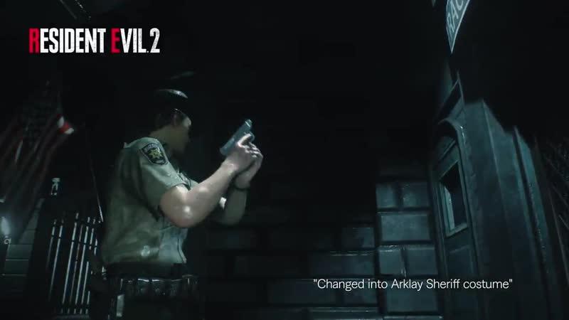 Resident Evil 2 — Arklay Sheriff costume