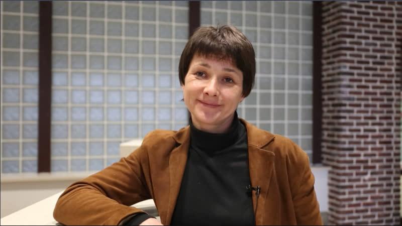 Мария Печинкина о семинаре на молодежных сборах по конкуру