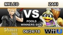 Hyrule Saga Echo Fox MVG MKLeo Cloud Vs zaki King Dedede Pools Smash 4