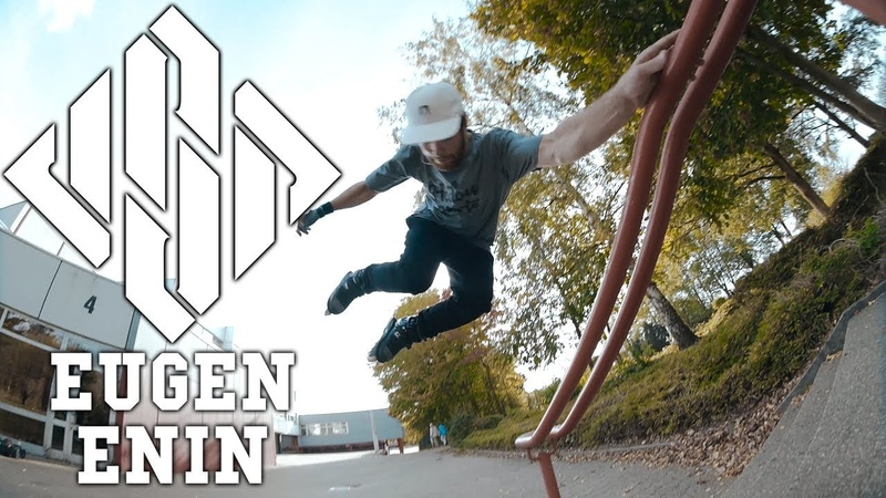 Eugen Enin Freestyle Sessions USD Skates