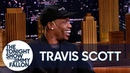 Red. Travis Scott Shows Off His Broadway Musical Abilities
