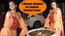 Jacqueline Fernandez Talks On Indian Sri Lankan Cricket Team At PC Of Sri Lanka Tourism