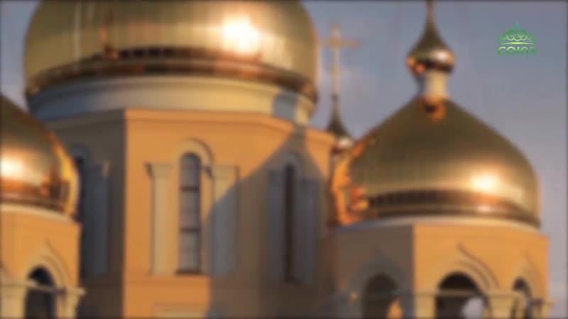 Богослужение Святейшего Патриарха Кирилла