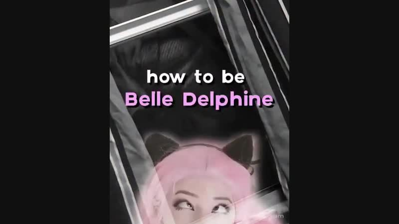 How to be Belle Delphine, or some shit local anime-patreon grill