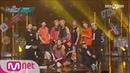 MONSTA X 몬스타엑스 'RUSH' COMEBACK Stage M COUNTDOWN 150910 EP 442