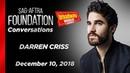 Conversations with Darren Criss