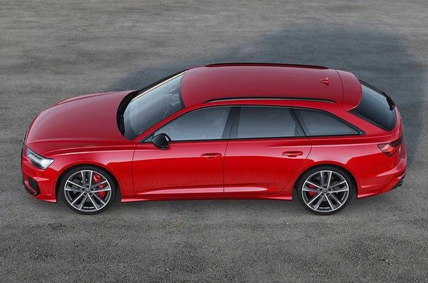 «Заряженные» Audi S6 и S7 перешли на дизель.