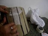 Vaso redondo d papel