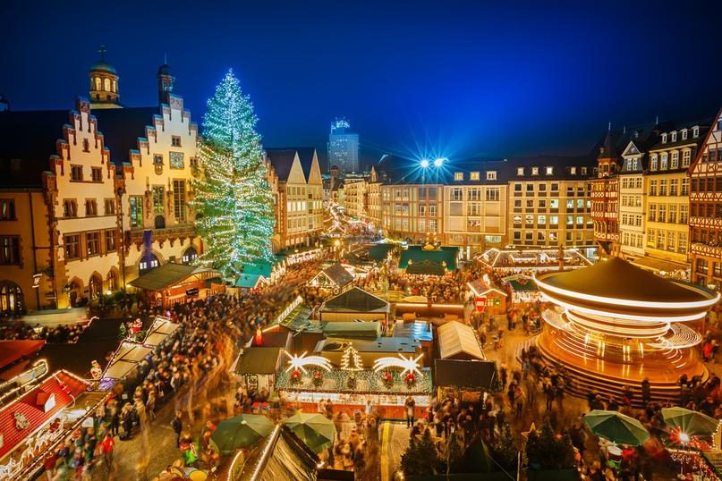 На какие рождественские ярмарки ехать даже после Рождества