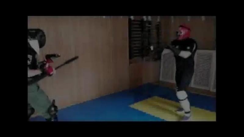 Ирландский палочный бой в Москве Tough guys