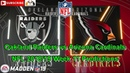 Oakland Raiders vs Arizona Cardinals | NFL 2018-19 Week 11 | Predictions Madden NFL 19