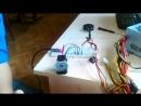 Dynamixel Servo Controlled by Arduino