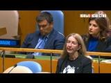 Климкин уснул на выступлении Порошенко на сессии Генассамблеи ООН в Нью-Йорке