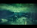 Подводный мир глазами кейв-дайвинга