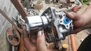 Как соединить мотор с НШ. Соединительная муфта для НШ.