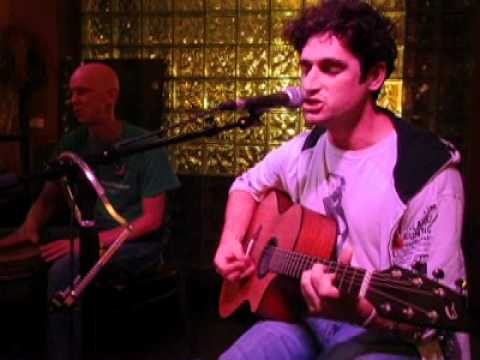 Joe Stansberry Unknown live at Picasso's Cafe 5 7 12