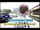 7 BTS Jin friendly moments Jin is everyone's friend feat Park Jihoon Hwang Chi Yeol random people