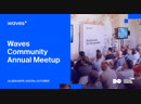 Waves Community Annual Meetup 20 декабря