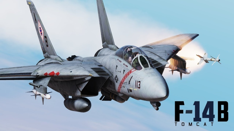 DCS F 14 by Heatblur Simulations Available for Pre Purchase