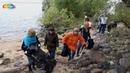 В Архангельске провели экоакцию в формате «Чистый берег»