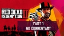 Red Dead Redemption 2 (PS4 Pro / ENG/ PART 1) No Commentary