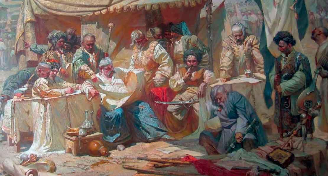 Запорожские атаманы