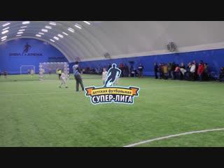 Детская Супер-Лига в Самаре, 3 тур