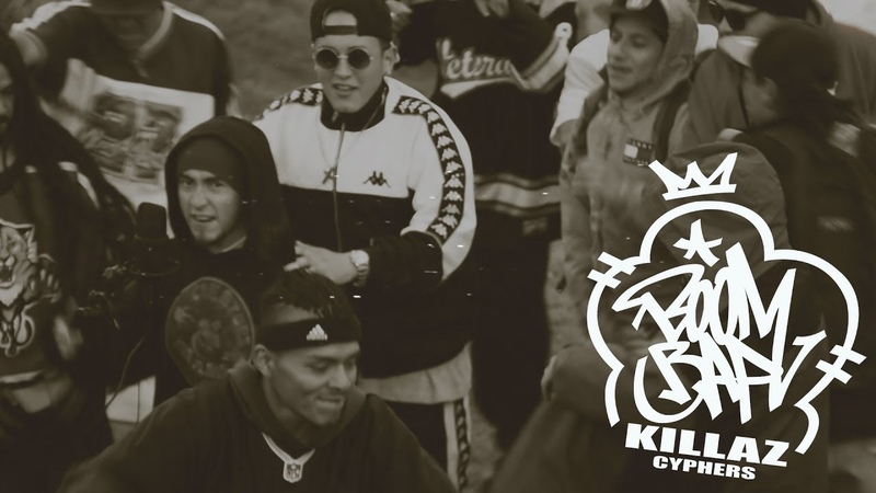 BoomBapKillaz | Sinser, Mr. Ren, Negro Rap, Psychofonia 86, Peter Ruffneck, Bam| Prod. Psycho Funk