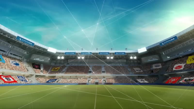 Чемпионат Дании 2018-2019 Super League 13-й тур AGF - AaB Superliga