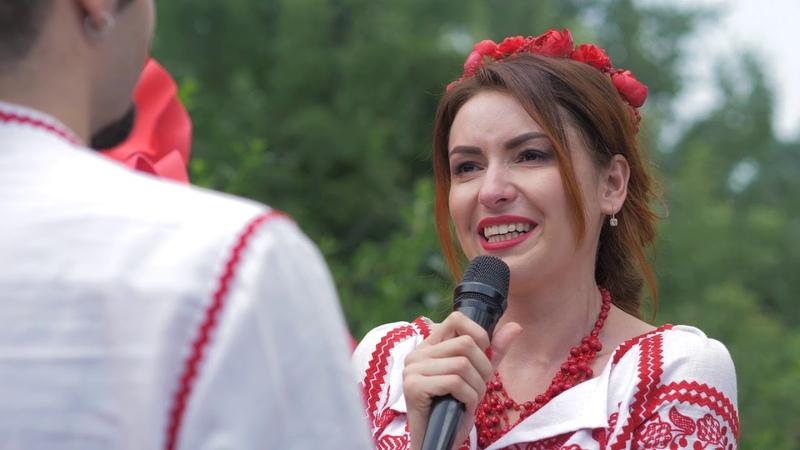 Українське весілля. Свадьба. Ведуча Катерина Черниш