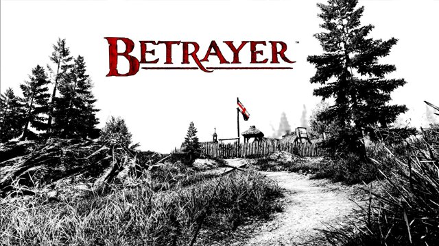 Betrayer (ч/б-красное приключение, экспресс-тест 1)