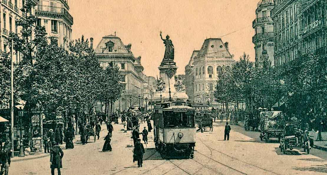 Улица Тампль