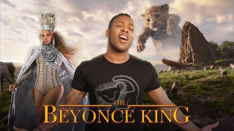Todrick Hall The classic songs from the Disney original Lion King as performed by Queen B