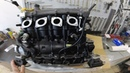 Yamaha JF180 ремонт после гидроудара