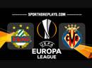 Europa League 2018 Rapid Wien vs Villareal 08 11 720p EN 30fps