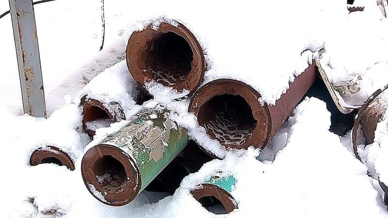 Сюжет ТСН24 В тульском поселке Плеханово улучшится качество воды