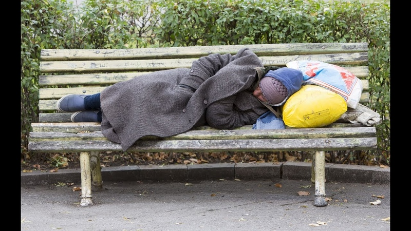 Германия: Уже 1 миллион бездомных!