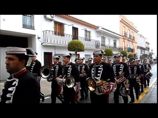 AM REMEDIOS de Estepona Domingo de Ramos 2018 Pollinica ALHAURIN de la TORRE 25 03