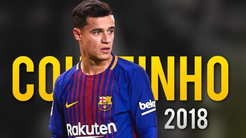 Philippe Coutinho 2018 ● Iniesta's Successor