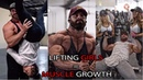 Bradley Martyn ''Lifting Girls Is The Key For Muscle Growth'' | Strong Crazy Beast Motivation